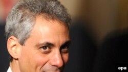 Новый мэр Чикаго Рам Эмануэл