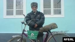 Во многих регионах России велосипед остается главным средством передвижения