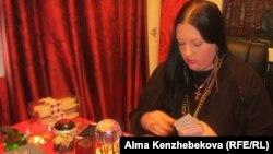 Алматинская гадалка Натаэла. 20 января 2014 года.