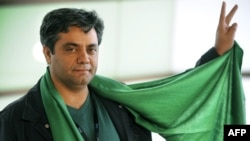 Иранский кинорежиссер Мохаммед Расулов