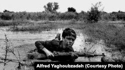 هشت سال جنگ از دریچه دوربین آلفرد یعقوبزاده