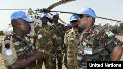 Darfur - Forcat paqeruajtëse të OKB-së, UNAMID (Ilustrim)