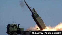 Ілюстративне фото: ракетна артилерійська система HIMARS