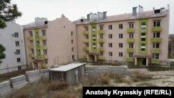 Недвижимость в Крыму. Архивное фото