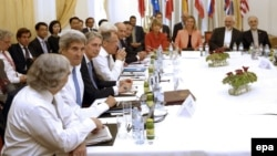 Takimi i fuqive botërore me përfaqësuesit e Iranit