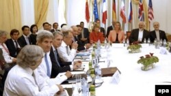از جلسات مذاکره در وین