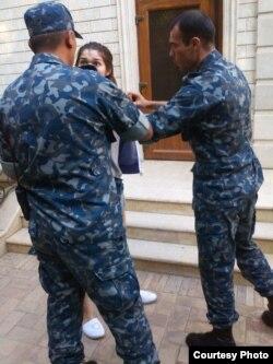 Фотография Гульнары Каримовой, опубликованная 16 сентября.