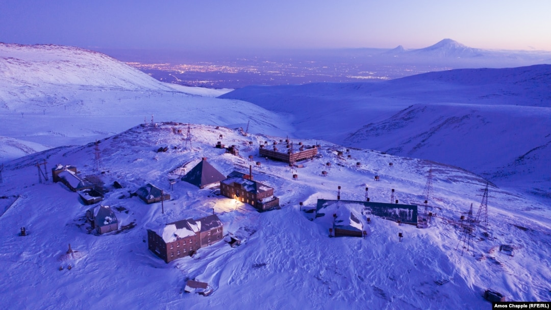 Armenia's Cosmic-Ray Catchers