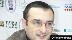 Шатранҷбози тоҷик Фаррух Амонатов
