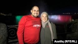 Марат һәм Алимә Сәлахетдиновалар