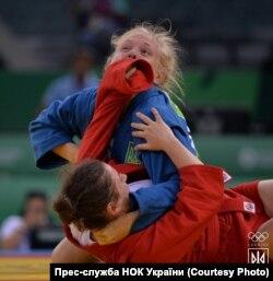 Самбо знову має принести кілька нагород для України