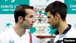 Finale Davis Cupa: Češka - Srbija