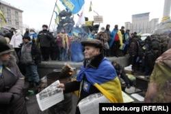 Евромайдан. 8 декабря 2013 года