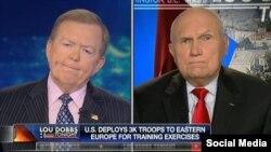 Роберт Скейлз выступает на Fox News