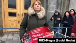 Пикеты в Москве