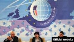 La Forumul Economic Moldova-UE