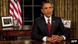 باراک اوباما، رییس جمهوری آمریکا،