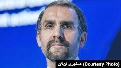 مهدی سنایی، سفیر ایران در روسیه