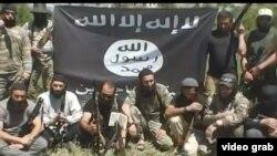 Сирияда радикалдық содырлар жағында соғысқан әзербайжандықтар.