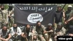 """""""Ислам мамлекети"""" тобунун согушкерлери"""