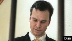Бывший главный юрист ЮКОСа Дмитрий Гололобов
