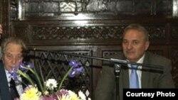 B. Elvin aniversat la Institutul Cultural Român