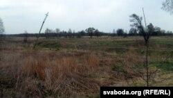 Гэтак выглядае радыяцыйная зона ў Чэрыкаўскім раёне