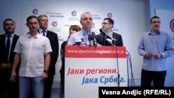 Očigledno da narod nije razumeo ni ideju koju smo preko Ujedninjenih regiona Srbije i Mlađana Dinkića hteli da pošaljemo