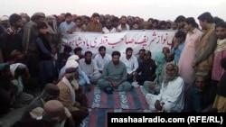 د څاړو ښکار پرضد بلوچستان کې ولس بیا بیا احتجاجونه هم کړي