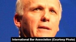 მარკ ელისი, ადვოკატთა საერთაშორისო ასოციაციის აღმასრულებელი დირექტორი