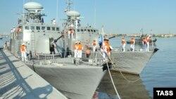 İranın hərbi gəmiləri Həştərxanda.