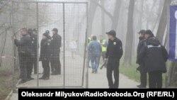 Заходи безпеки в Одесі, 10 квітня 2018 року