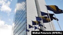 Država je dozvoljavala sumnjive poslove, kaže Ivana Korajlić. Foto: Zgrada institucija BiH