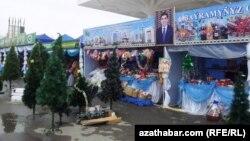 Aşgabadyň bazary