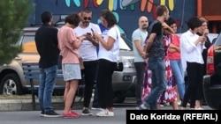 Накануне «Рустави 2» покинули журналисты новостного блока
