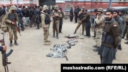 Архивска фотографија: Терористички напад врз полициска станица во Пакистан.
