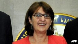 Mayja Panjikidze, Ministrja e Jashtme e Gjeorgjisë