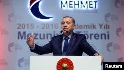 Режеп Тайип Эрдоган.
