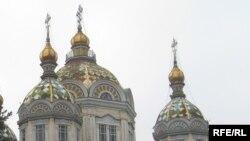 Вознесенский кафедральный собор в Алматы. Иллюстративное фото.