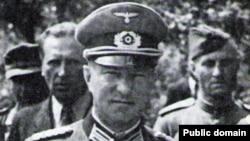 Генерал Борис Алексеевич Смысловский, командовавший Первой русской национальной армией