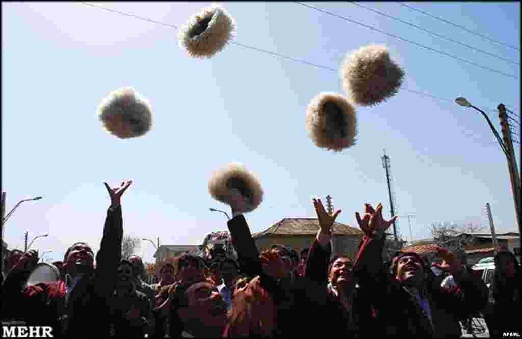 ترکمن های ایران در گلستان و تربت جام #6