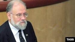 Владимир Чуров в Государственной Думе РФ, 23 октября 2009