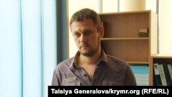 Журналист Денис Казанский
