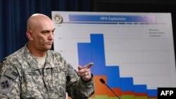 قائد القوات الأميركية في العراق الجنرال رايموند أوديرنو