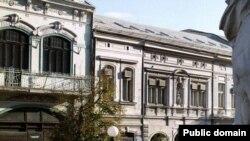 Serbia – Kragujevac architecture, 05Apr2007