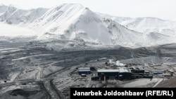 Gold Beneath The Snow At Kyrgyzstan's Kumtor Mine