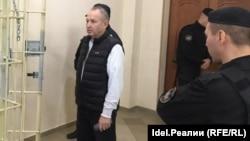 Рашид Аитов на оглашении приговора