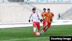 Третье место с конца - таков результат владикавказской команды во втором дивизионе \ Фото: alanfans.ru
