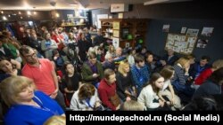 """На форуме """"Свободные люди"""" """"Школы местного самоуправления"""" в Нижнем Новгороде"""