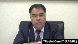 Раджаббой Ахмадзода